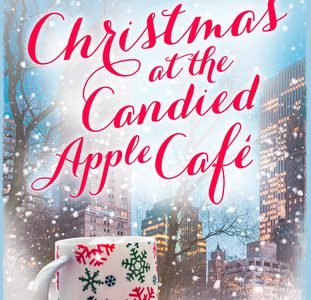 * Review * CHRISTMAS AT THE CANDIED APPLE CAFE by Katherine Garbera