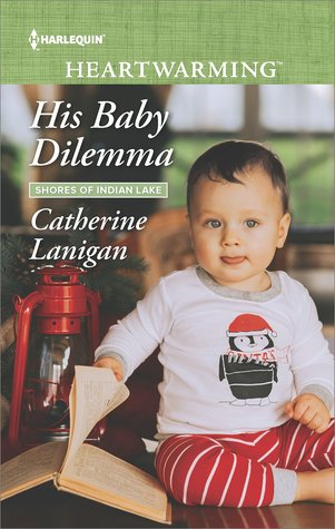 * Blog Tour / Review * HIS BABY DILEMMA by Catherine Lanigan