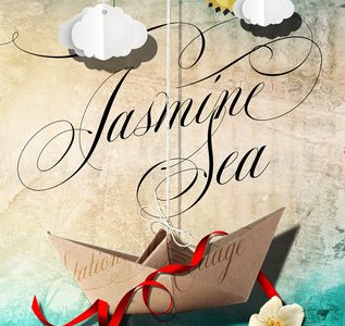 * Author Spotlight * JASMINE SEA by Phillipa Nefri Clark