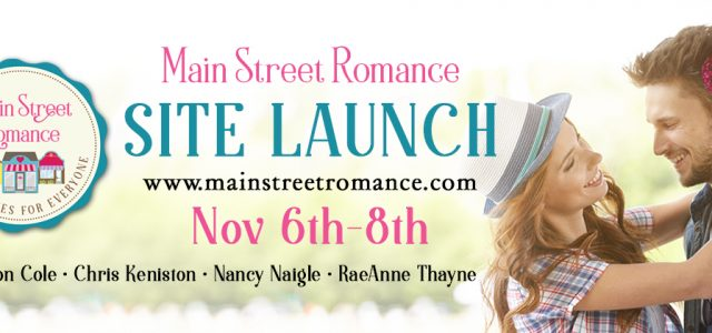 * Launch Day Announcement * MAIN STREET ROMANCE