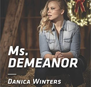 * Blog Tour / Book Review * MS. DEMEANOR by Danica Winters