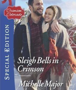 * Review * SLEIGH BELLS IN CRIMSON by Michelle Major