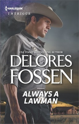 * Blog Tour / Review * Harlequin December Tour – ALWAYS A LAWMAN by Delores Fossen