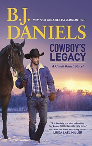* Review * COWBOY'S LEGACY by B.J. Daniels