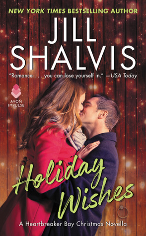 * Review * HOLIDAY WISHES by Jill Shalvis