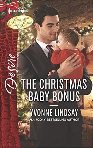 * Review * THE CHRISTMAS BABY BONUS by Yvonne Lindsay
