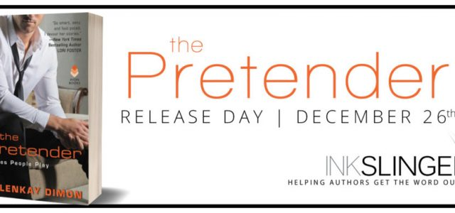 * Release Day Blast * THE PRETENDER by HelenKay Dimon