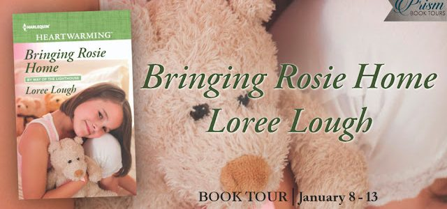 * Blog Tour / Review * BRINGING ROSIE HOME by Loree Lough