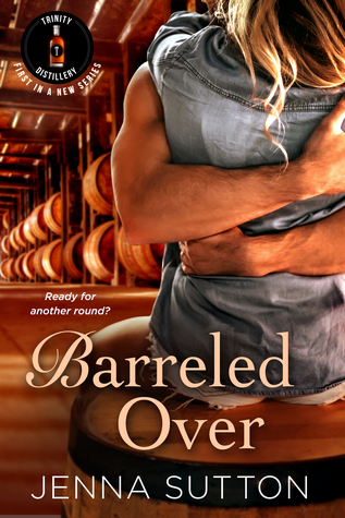 * Review * BARRELED OVER by Jenna Sutton