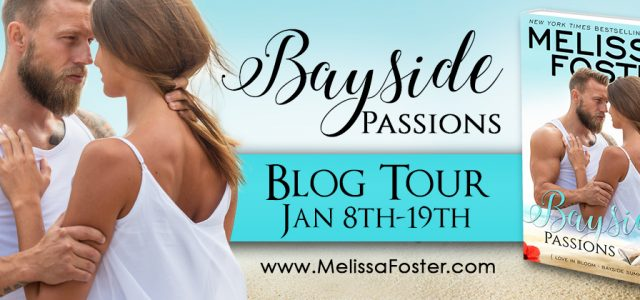 * Blog Tour / Review * BAYSIDE PASSIONS by Melissa Foster