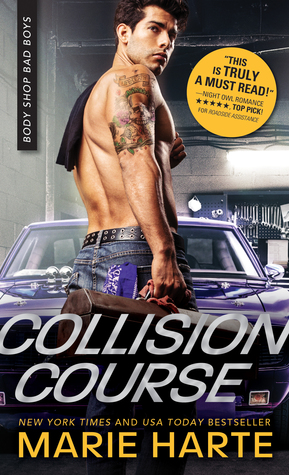 * Review * COLLISION COURSE by Marie Harte