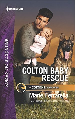 * Review * COLTON BABY RESCUE by Marie Ferrarella