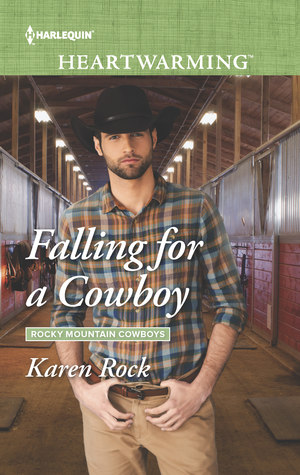* Blog Tour / Review * FALLING FOR A COWBOY by Karen Rock