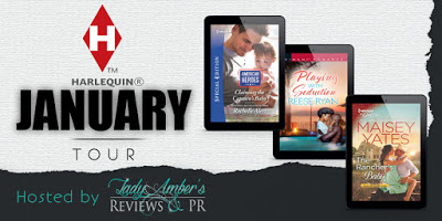 * HARLEQUIN January Blog Tour * Review of CLAIMING THE CAPTAIN'S BABY by Rochelle Alers