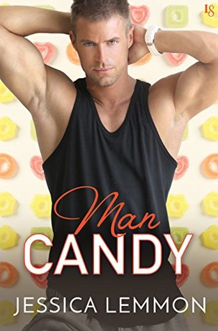 * Review * MAN CANDY by Jessica Lemmon