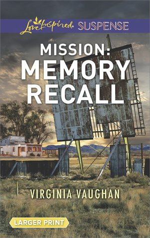 * Review * MISSION: MEMORY RECALL by Virginia Vaughan