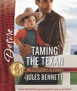 * Review * TAMING THE TEXAN by Jules Bennett