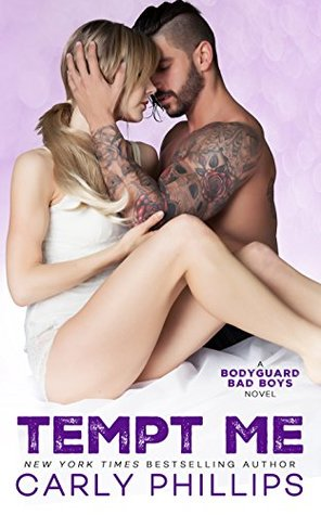 * Blog Tour / Review * TEMPT ME by Carly Phillips