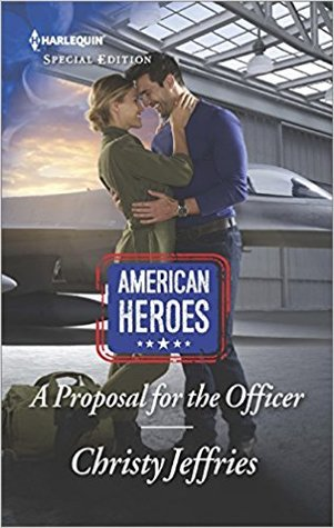 * Review * A PROPOSAL FOR THE OFFICER by Christy Jeffries