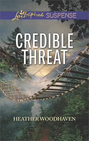 * Review * CREDIBLE THREAT by Heather Woodhaven