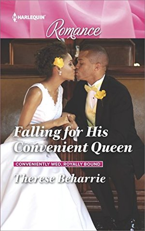 * Review * FALLING FOR HIS CONVENIENT QUEEN by Therese Beharrie