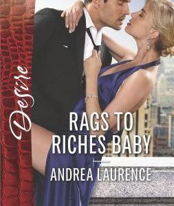 * Review * RAGS TO RICHES BABY by Andrea Laurence