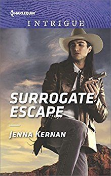 * Review * SURROGATE ESCAPE by Jenna Kernan