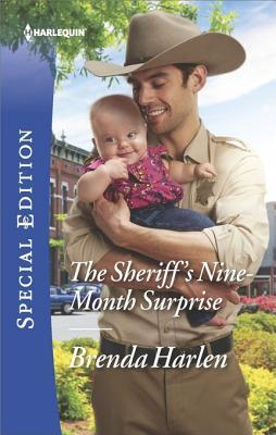* Review * THE SHERIFF'S NINE-MONTH SURPRISE by Brenda Harlen