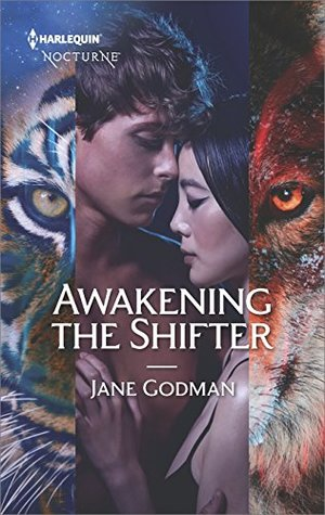 * Review * AWAKENING THE SHIFTER by Jane Godman
