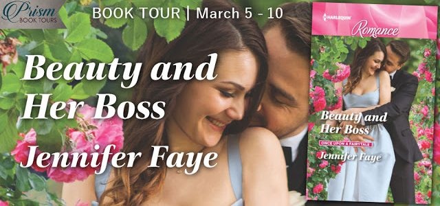 * Blog Tour / Excerpt / Giveaway * BEAUTY AND HER BOSS by Jennifer Faye
