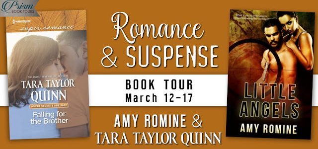 * Blog Tour * Romance and Suspense Tour with Amy Romine / Tara Taylor Quinn