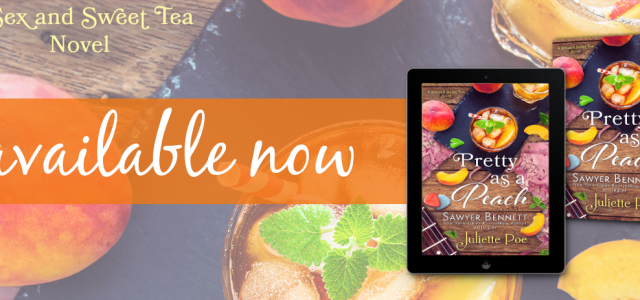 * SPOTLIGHT * PRETTY AS A PEACH by Juliette Poe