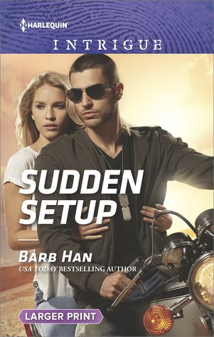 * Review * SUDDEN SETUP by Barb Han