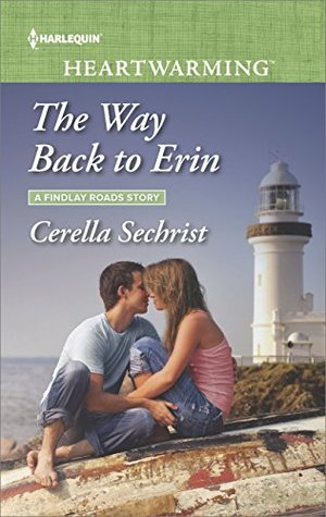 * Review * THE WAY BACK TO ERIN by Cerella Sechrist