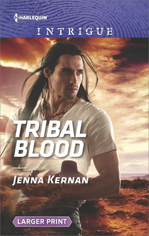 * Review * TRIBAL BLOOD by Jenna Kernan