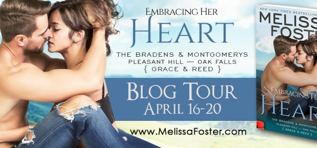 * Blog Tour / Review * EMBRACING HER HEART by Melissa Foster