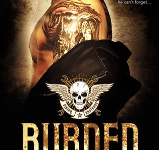 * Review * BURNED by Christina Phillips