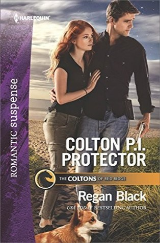 * Review * COLTON P.I. PROTECTOR by Regan Black