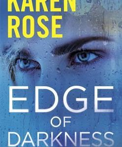 * Review * EDGE OF DARKNESS by Karen Rose
