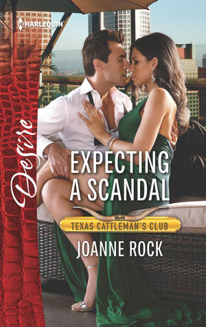 * Blog Tour / Review * EXPECTING A SCANDAL by Joanne Rock