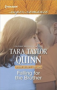 * Review * FALLING FOR THE BROTHER by Tara Taylor Quinn