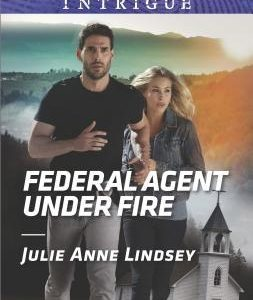 * Review * FEDERAL AGENT UNDER FIRE by Julie Anne Lindsey