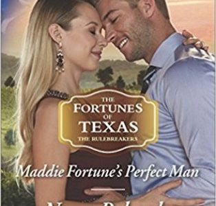 * Review * MADDIE FORTUNE'S PERFECT MAN by Nancy Robards Thompson