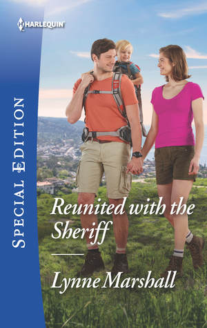 * Review * REUNITED WITH THE SHERIFF by Lynne Marshall