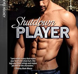 * Review * SHUTDOWN PLAYER by Jami Davenport