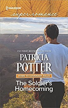 * Blog Tour / Review * THE SOLDIER'S HOMECOMING by Patricia Potter