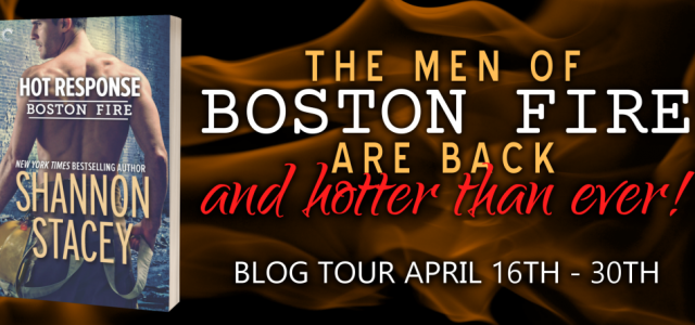 * Blog Tour / Review * HOT RESPONSE by Shannon Stacey