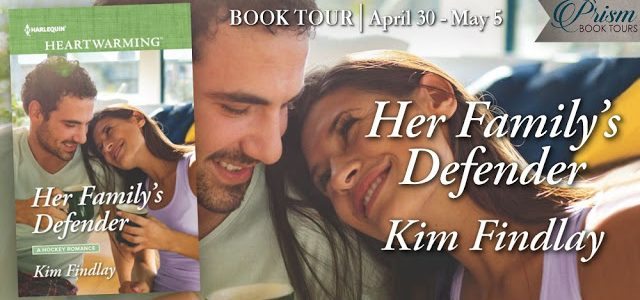 * Blog Tour / Review * HER FAMILY'S DEFENDER by Kim Findlay