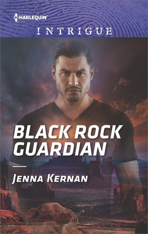 * Review * BLACK ROCK GUARDIAN by Jenna Kernan
