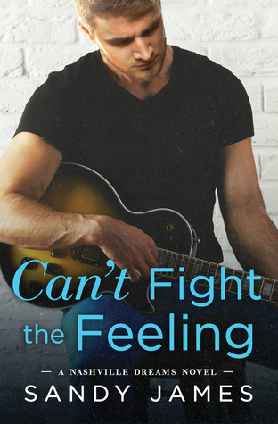 * Review * CAN'T FIGHT THE FEELING by Sandy James